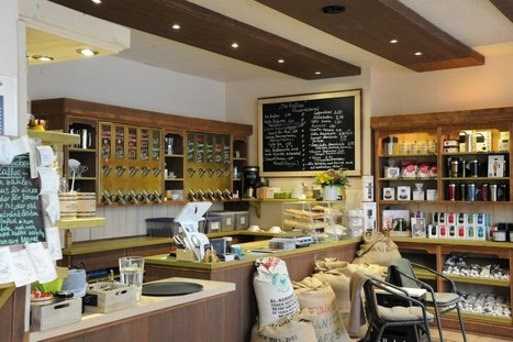 Coffee Mania: Enjoy The Ultimate Cup At Die Kaffee | Urban eating | Scoop.it