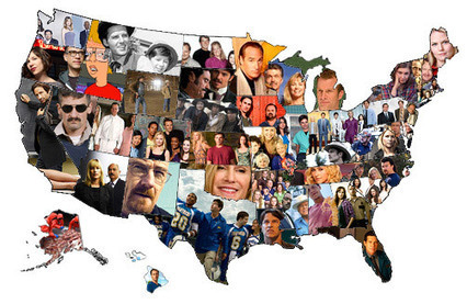 Photo Gallery on MSN TV | United States of TV | BAHS World Geography | Scoop.it