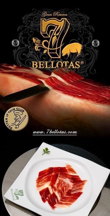 Jamón de bellota ¿ Gourmet o Delicatessen ?   Pata Negra Хамон Iberico де Bellota ХАМОН   Scoop.it