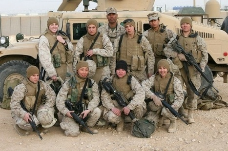 Women In The Military Today | Transitional housing in place and transitional service for female vets in MI | Scoop.it