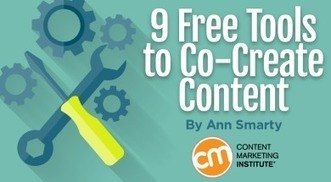 9 Free Tools to Co-Create Content | Surviving Social Chaos | Scoop.it
