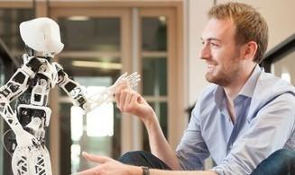 Vivre avec les robots, entre mythe et réalité | Robolution Capital | Scoop.it