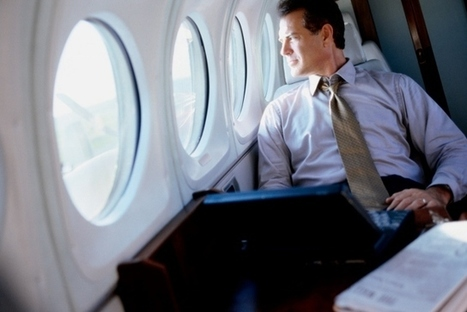 How 'Carb-Loading' Prevents Jet Lag and 7 Other Tips | Getaways and Travel | Scoop.it
