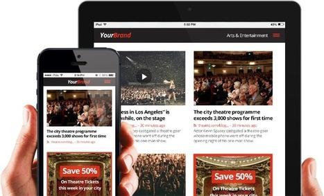 Pressly - Contentmarketinghubsforbrandpublishingandcontentcuration | Las herramientas del Community Manager | Scoop.it