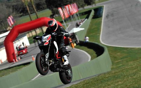 2013 Ducati Hypermotard 821 | First Ride - Motorcyclist magazine | Desmopro News | Scoop.it