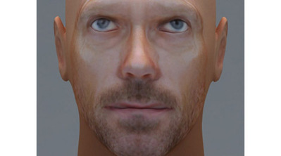 Visage de Dr House en 3D | 3D Library | Scoop.it