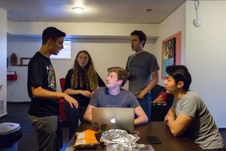 College Dropouts Thrive in Tech | The Innovation Economy | Scoop.it