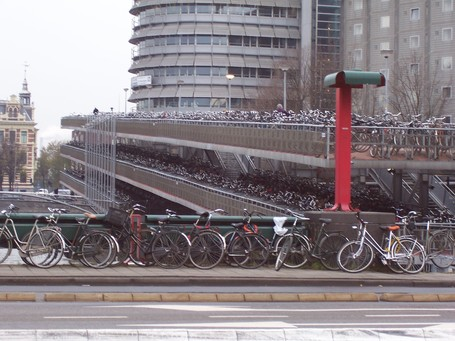 Urban Design for Bicycles: a Plausible Sustainable Solution | Giving Some Love to the City | Scoop.it