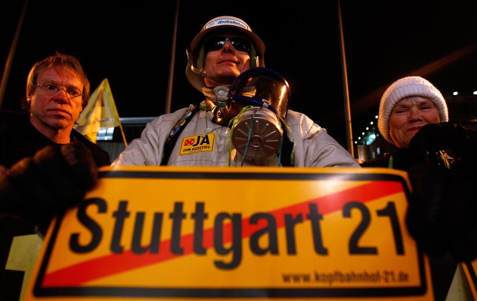 Allemagne : victoire du «oui» au référendum sur la nouvelle gare de Stuttgart   Hallo France,  Hallo Deutschland     !!!!   Scoop.it