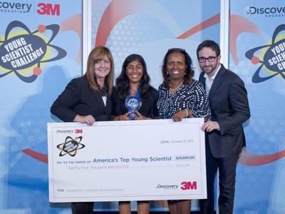 Enthusiastic Student Scientist Wins Attention for Promising Solar Clean Water Project   Water Stewardship   Scoop.it