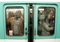 Si ! On a trouvé 1 raison d'aimer le métro parisien. | Quand je vous le disais | Scoop.it