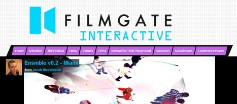 FilmGate Interactive Gives Another Taste of Transmedia Storytelling | Socially | Scoop.it