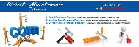 Web Site Maintenance |website Maintenance Services India |Website Management services |website maintenance company| | website maintenance contract India |Website Repair | Affortable  SEO Packages in Delhi | Scoop.it