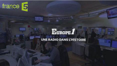 «Europe1, une radio dans l'Histoire» célèbre les 60 ans d'une pionnière du direct | DocPresseESJ | Scoop.it