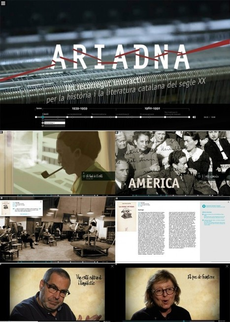 Projects selected from the first interactive documentary call of Catalan Broadcasting Corporation   Digital Video Editing   Scoop.it