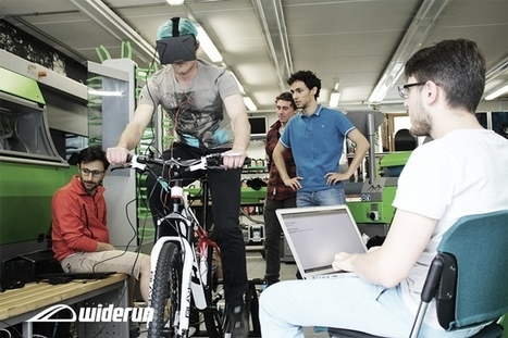 Bike the Great Wall from your living room | Sport# Learn#Science | Scoop.it