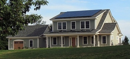 Year Long Study of Net-Zero Energy Home Completed Successfully | Sustainable Futures | Scoop.it