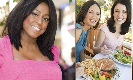 Are your friends making you fat? How social life and pushy pals are the key triggers in diet fails | JMS1 health and wellness | Scoop.it