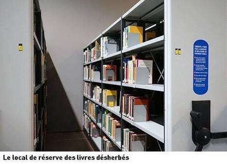 Quelle vie pour les livres après la Bpi ? | La vie des BibliothèqueS | Scoop.it