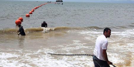 Contre l'espionnage américain, Brésil et Europe veulent leur câble sous-marin | Libertés Numériques | Scoop.it