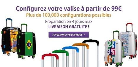 Calibag | Valise personnalisée - Valises Calibag | cadeaux personnalisés | Scoop.it