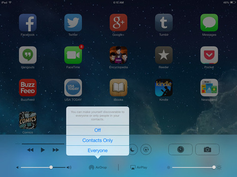 40+ Fantastic iOS7 Tips & Tricks | Edupads | Scoop.it