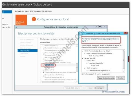 Installer et configurer les services SMTP pour SharePoint 2013 | sharepoint technique et usages : ECM, ERM et réseaux sociaux | Scoop.it
