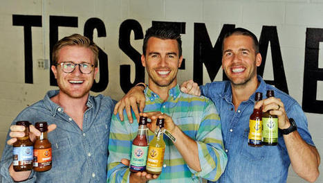 """""""We're Crushing It!"""" How Three Total Bros And Their Mom Created Costco's New Favorite Salad Dressing 