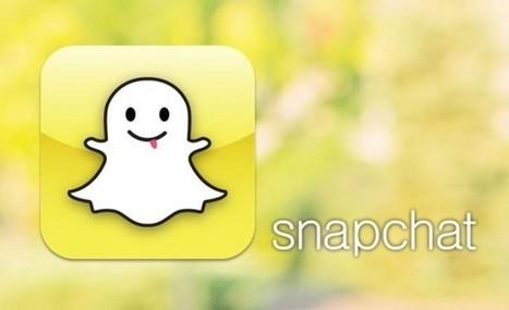 Snapchat lance Discover et le QR Code | Social Media - ES | Scoop.it