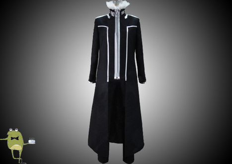 SAO ALO Extra Edition Kirito Cosplay Costume Outfit | Sword Art Online Cosplay Costumes | Scoop.it