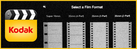 Kodak Introduces Mobile Aspect Ratio App for Filmmakers | VI Tech Review (VITR) | Scoop.it