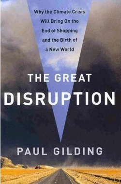 """The Earth Is Full"":  Tom Friedman on ""The Great Disruption"" 