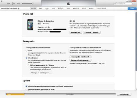 Tutoriel : comment jailbreaker un iPhone, iPad, iPod sous iOS 6.1.2 ? | J'aime le matos informatique et tout ce qui tourne autour ... | Scoop.it