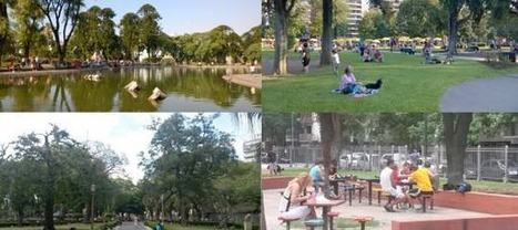 Why Do People Use Parks and Plazas in Buenos Aires? | Adaptive Cities | Scoop.it