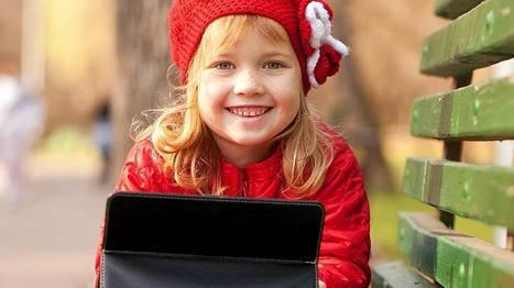 Tutkimus: kosketusnäyttö edistää lapsen vuorovaikutustaitoja | Windows-tabletit kouluihin | Scoop.it