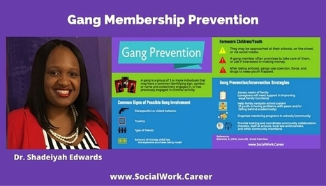 Gang Membership Prevention: It Takes a Village! | Student Motivation and Engagement | Scoop.it