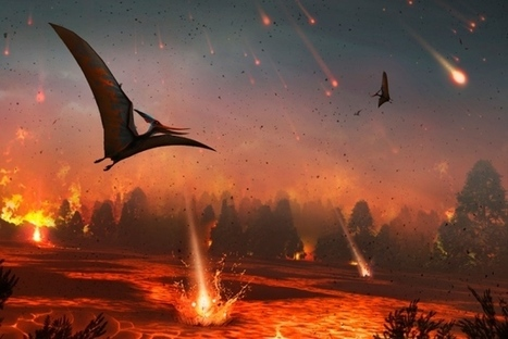 Geologists to drill into heart of dinosaur-killing impact | Amazing Science | Scoop.it