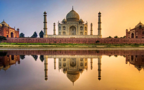 A Mausoleum Dedicated to Love – Taj Mahal | Heritage Sites in India | Scoop.it