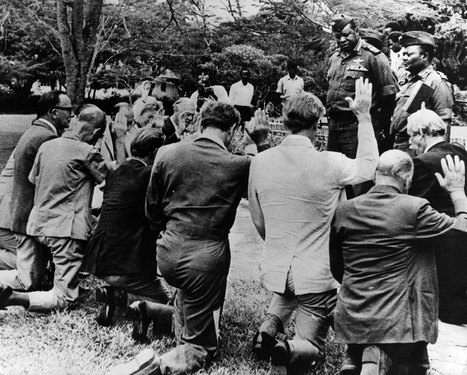 Idi Amin's Son :'This Man I Call Father': | Culture, Humour, the Brave, the Foolhardy and the Damned | Scoop.it