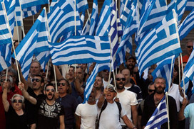 Tensions in Greece after Golden Dawn arrests - The Canberra Times | Watch live Nascar | Scoop.it