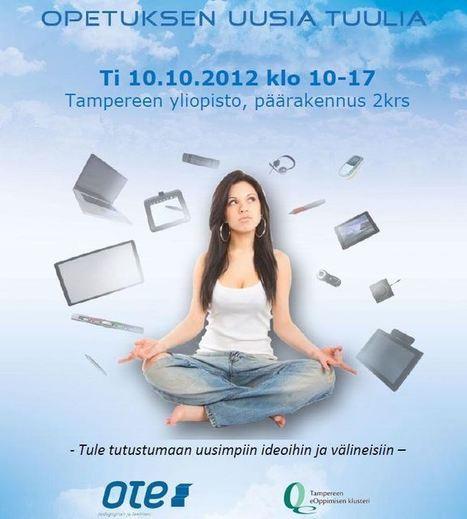 Opetuksen uusia tuulia 2013 | Tablet opetuksessa | Scoop.it