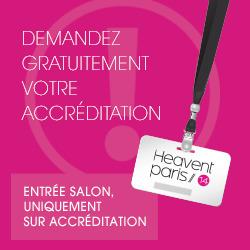 Attention! Cette année, Heavent Paris sera accessible uniquement sur accréditation pour les visiteurs! | L'évenementiel sur Heavent, de Paris à Cannes | Scoop.it