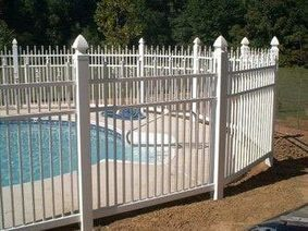 Elegant and Latest Pool Fencing by Vinyl Craft   Home Improvement   Scoop.it