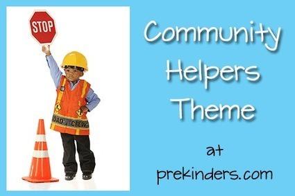 Community Helpers Theme | January topics | Scoop.it