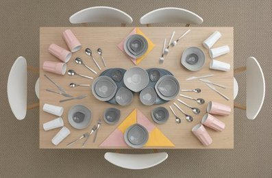 Unboring Advertising: Ikea's Surprisingly Stylish Catalog Art | Designs & Ideas on Dornob | Psychology of Consumer Behaviour | Scoop.it