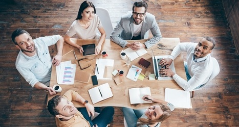 6 personnes indispensables à l'entrepreneur | Comment vit-on en entreprise 2.0 ? | Scoop.it
