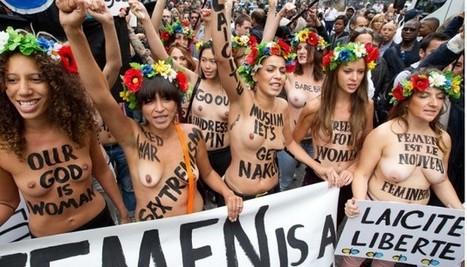 """Femen, abolitionnistes, pro-sexe... : féministes, arrêtez de jouer à la ... - Le Nouvel Observateur   """"Où sont les femmes ?""""   Scoop.it"""
