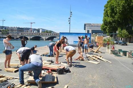 UpCycly Fest au Living Roof - Living Roof   Agriculture urbaine, architecture et urbanisme durable   Scoop.it