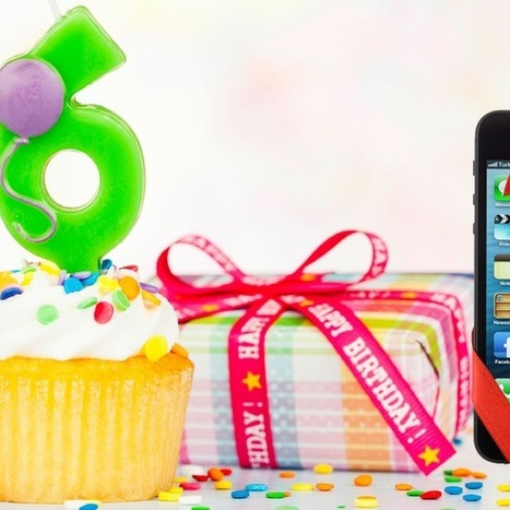 Happy 6th Birthday, iPhone! | Life @ Work | Scoop.it