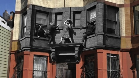 NYC Streets: Storytelling with Vintage Crime Scenes | Storytelling | Scoop.it